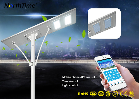 چین 5 Years Warranty 6W To 120W All in One Integrated Solar Street Light For Outdoor Lighting توزیع کننده