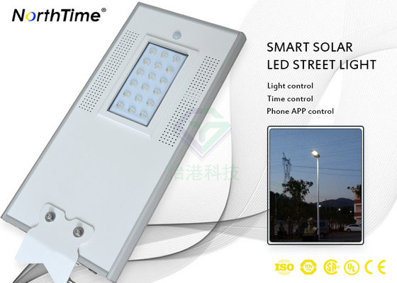 All In One Solar Street Light